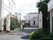 Outside Lynden Gate